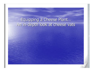 Equipping a Cheese Plant
